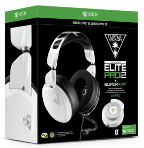 TURTLE BEACH UNVEILS ELITE PRO® 2 + SUPERAMP™ PRO PERFORMANCE GAMING